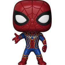 Action Figure SpiderMan FUNKO POP Avengers Infinity War Iron Spider figures New