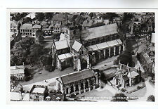 Abbey & Cathedral - Carlisle Real Photo Postcard c1950s