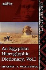 An Egyptian Hieroglyphic Dictionary : With an Index of English Words, King...
