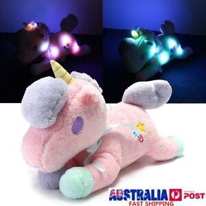 Soft Plush Stuffed Toy Lighting Animal Cuddly Doll Child Kid Xmas Gift Toy AU