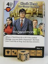 DC Dice Masters - 2x #045 Clark Kent The Glasses Come Off - World´s Finest