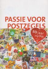Passie voor postzegels. Jubileumboek 80 jaar N.V.P.H. door Cees Janssen, 2008