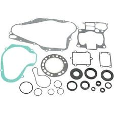 Moose Racing - 811822 - Complete Gasket Kit with Oil Seals