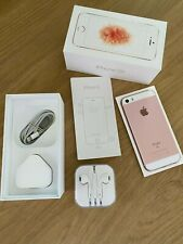Apple iphone 6 / SE, rose gold 32GB, unlocked, in original box
