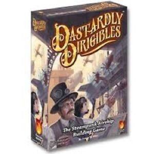 DASTARDLY DIRIGIBLES CARD GAME BRAND NEW & SEALED