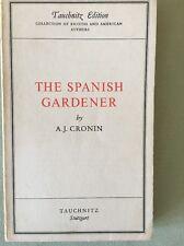 The Spanish Gardener by A.J. Cronin