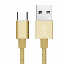 USB-C For Mac,Tablets Samsung S9,S8 Type C Data Sync Charger Charging Cable Lead