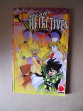 Steam Detectives n°2 1998 Kia Asamiya Planet Manga [G959-1]