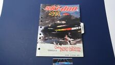1998 Ski-doo FORMULA SL Snowmobile Parts Manual #480 1448 00