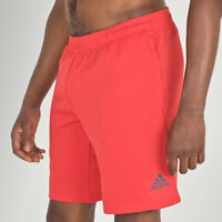 adidas Mens 4KRFT Climalite Tech Training Sports Gym Shorts Pants Red