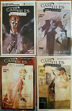 Image Comics Casefiles: Sam & Twitch issues 1-4