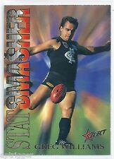 1995 Select Stat Smasher (SS4) Greg WILLIAMS Carlton +++