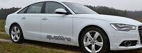 Audi Quattro Auto Aufkleber Sticker Logo Emblem ABT Sports Mind Limited Edition