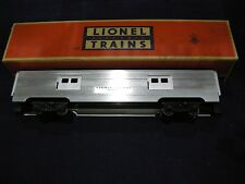 LIONEL 2530 REA BAGGAGE CAR E+ TO LN IN OB