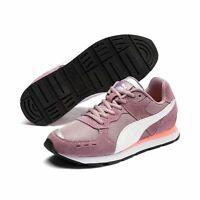 Puma VISTA JR Damen Kinder Unisex Sneaker Schuhe Retro 369539 Elderberry