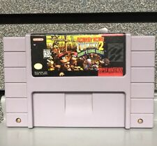 Donkey Kong Country 2 | Tested and Works | Game Only | Ships Fast
