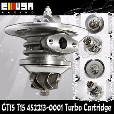 GT15 T15 452213-0001 fit Turbo CartridgeMotorcycle ATV Bike Small Engine2-4 Cyln
