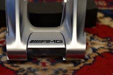 Original AMG Steering Cover 2-Teilig New Models Facelift Aluminium with AMG Logo