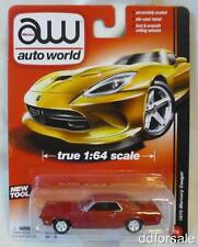 1970 Mercury Cougar 1:64 Scale Die-Cast Model From Auto World Vintage Muscle