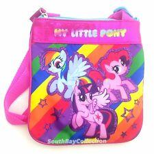 My Little Pony Kids Crossbody Bag Purse for Equestria Girls