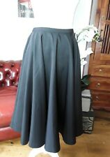 BNWT Ted  Baker full ballet length skirt black Ted 1 UK 8 ROSIAH
