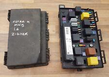 VAUXHALL ASTRA MK5 FRONT BCM UEC FUSE BOX JZ 13250231