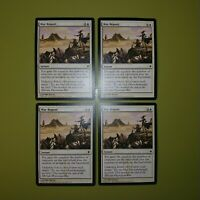 War Report x4 New Phyrexia 4x MTG Magic the Gathering Playset