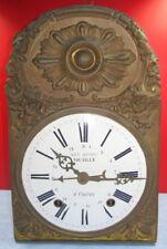 mouvement d'horloge comtoise, 3 aiguilles, 19° siecle