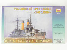 Zvezda 9027 Russian Battleship Borodino Model Kit 1/350 NEU! OVP 1607-13-17