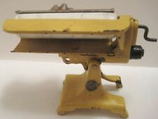 "Antique Cast Iron Toy 4"" THOR Doll House Miniature Laundry Wringer Arcade 1930s"