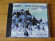 CD Album: Rick & Adam Wakeman : Vignettes