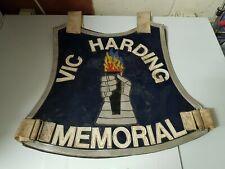 More details for rare original  1980's vic harding memorial hackney speedway race jacket