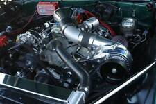 Procharger Chevy SBC BBC D-1SC Supercharger Serpentine Intercooled Kit EFI Carb