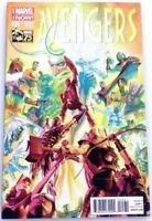 MARVEL Comic AVENGERS 25 Alex Ross Variant THANOS INFINITY ENDGAME THOR IRON MAN