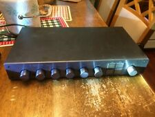 Carver C-2 preamplifier and M-200t amplifier Set