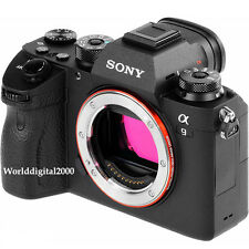 SONY A9 Only Body(ILCA-9) E-Mount Full Frame 4K  5-Axis I.S.13 Languages In Menu