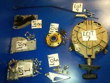 lots  parts = suzuki 30hp dt30 ( 25hp ? ) (77 fff)