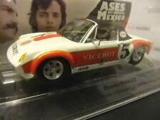 """Porsche 914/6 1st Mexico 1972, Limited Edition für Carrera Evolution,""SRC 01607"