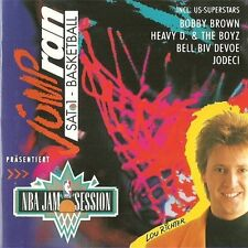 Jump ran-SAT.1-Basketball-NBA Jam Session (1994) Eric B. & Rakim, Bell Bi.. [CD]