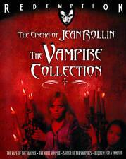 BLU-RAY Cinema Of Jean Rollin: The Vampire Films (Blu-Ray) NEW
