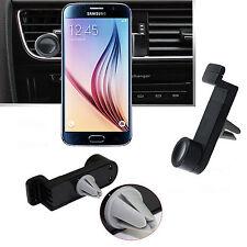 Supporto auto cruscotto bocchette griglie aria per Samsung Galaxy S6 EDGE + PLUS