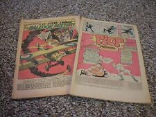 Plop # 4 and All-American Men of War #112 (1965 and 1976)