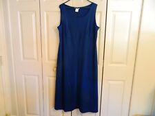 Plaza South Blue Dress,size 16W
