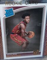 Collin Sexton ROOKIE 2018-19 Panini Donruss Rated Rookie #180 Cavs RC