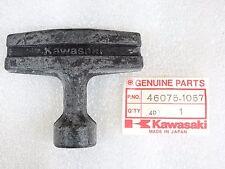 Kawasaki NOS NEW 46075-1057 Recoil Grip KLF KLT KLF185 KLF160 KLT160 1985-88