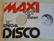 """BISQUIT - Roller Boogie 12"""" Maxi CNR Records 1981"""