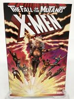 X-Men Fall of the Mutants Volume 1 Hulk Marvel Comics TPB Trade Paperback New
