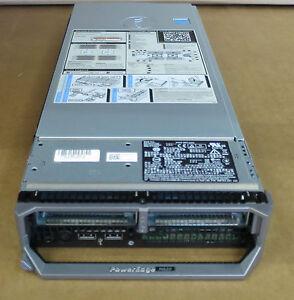 Dell PowerEdge M620 Blade Server 2 x E5-2670 8-CORE XEON 384GB Ram
