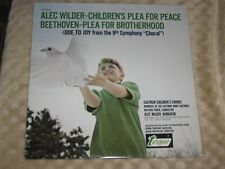 Beethoven Ode To Joy 9th Symphony Vienna Orchestra Horenstein cond. Alec Wilder