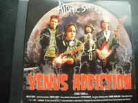 ATOMIC  SWING   -  VENUS  ADDICTION  ,  CARDSLEEVE   MAXI   CD  2006 , ROCK ,POP